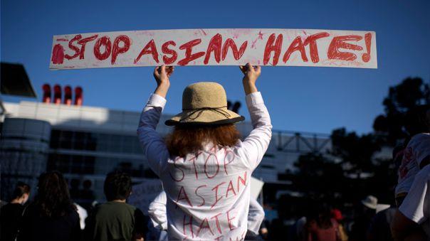 Racismo asiáticos
