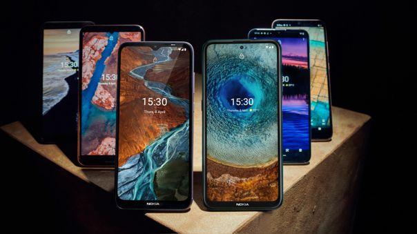 Los nuevos C, G y X Nokia son oficiales