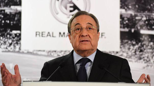 Florentino Pérez lo ha ganado todo como presidente del Real Madrid.