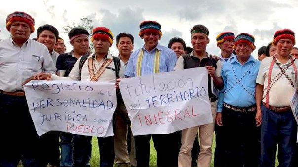 Pueblos indígenas u originarios y Afroperuanos aún no pueden registrar su personalidad jurídica como tales en los Registros Públicos