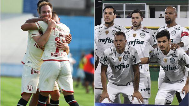 Universitario debutará en la Libertadores 2021 ante Palmeiras