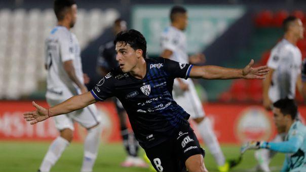 Independiente del Valle está cerca de llegar a la fase de grupos de la Copa Libertadores.
