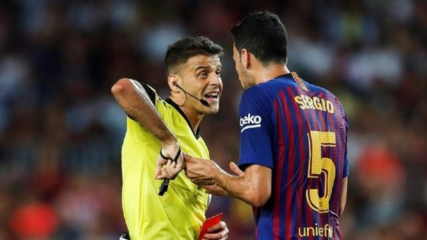 Jesús Gil Manzano será el encargado de arbitrar el Real Madrid vs. Barcelona.