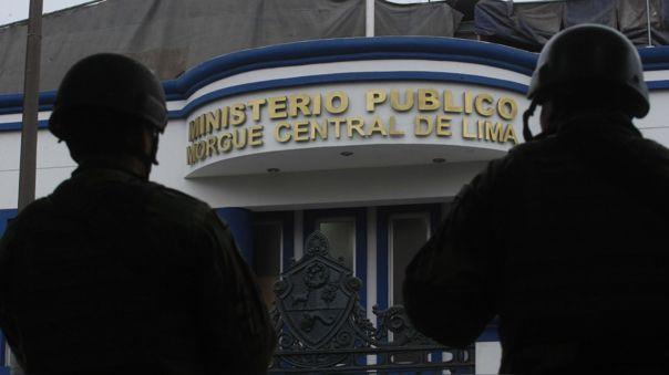 Morgue de Lima