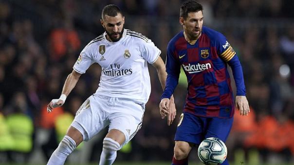 Real Madrid recibe a Barcelona en el último 'Clásico' de la temporada 2020-21