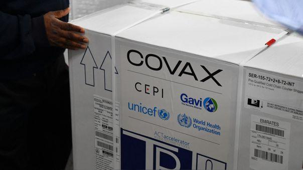 Venezuela anunció este sábado que logró depositar más del 50 % del mecanismo Covax