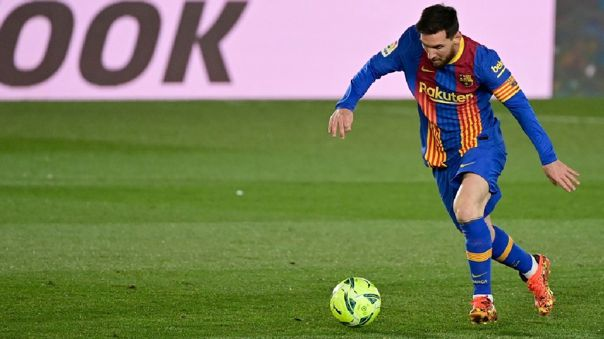 Lionel Messi disputa su 'Clásico' 45 con Barcelona