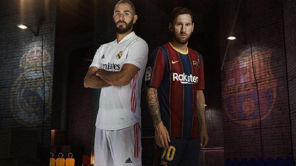 Real Madrid recibe a Barcelona en la fecha 30 de LaLiga