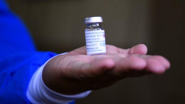 Venezuela ha recibido hasta el momento un total de 750 000 vacunas contra la COVID-19.
