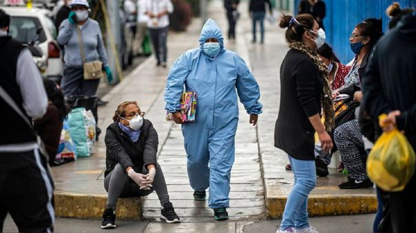 En el subregistro del Sinadef hay 150 100 muertes por la pandemia.