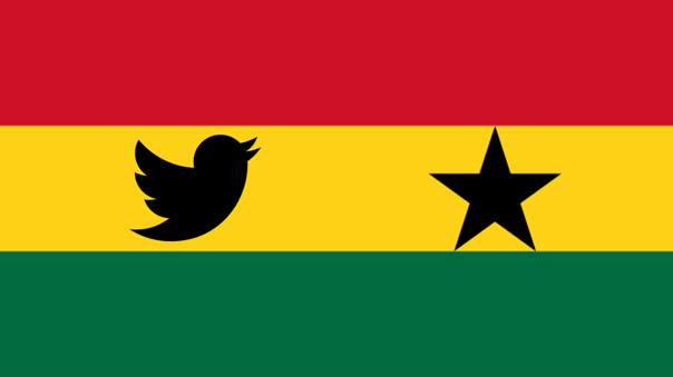 Twitter abre oficinas generales en Ghana