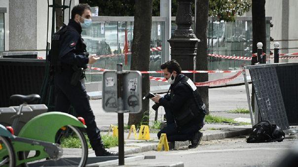 Las dos víctimas fueron atendidas inmediatamente por el personal del establecimiento.