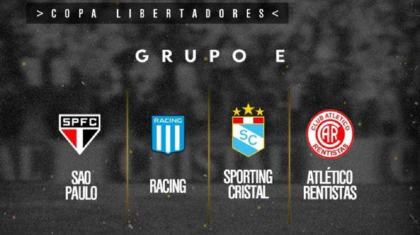Grupo E de la Copa Libertadores