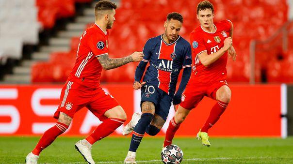 PSG clasificó a semifinales de la Champions League 2020-21