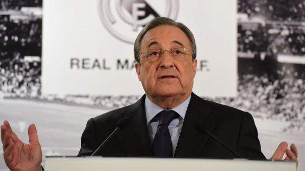 Florentino Pérez seguirá como presidente del Real Madrid hasta el 2025