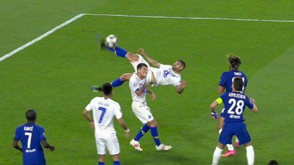 Golazo de Mehdi Taremi en el Chelsea vs. Porto