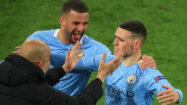VER GOL Manchester City vs. Borussia Dortmund: Phil Foden anotó 2-1 golazo  para la remontada del City en Champions League | INGLATERRA | RPP Noticias