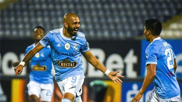 Marcos Riquelme tras su doblete con Sporting Cristal:
