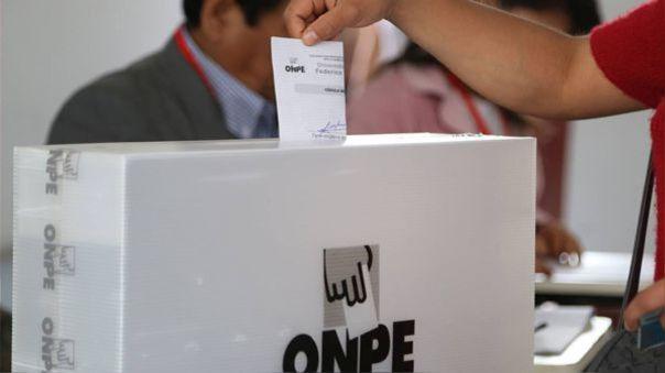 Elecciones 2021