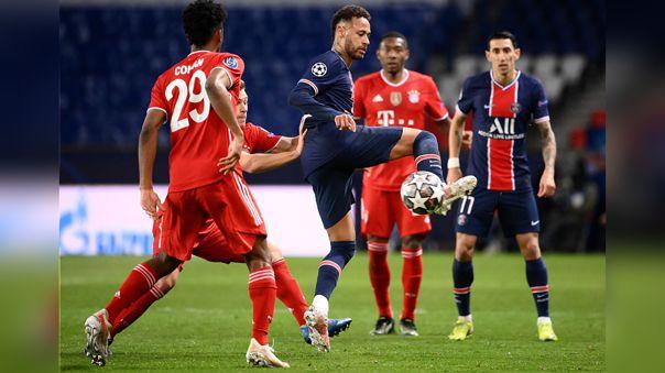 Los mejores 2 minutos de tu vida: el show de Neymar ante el Bayern Munich