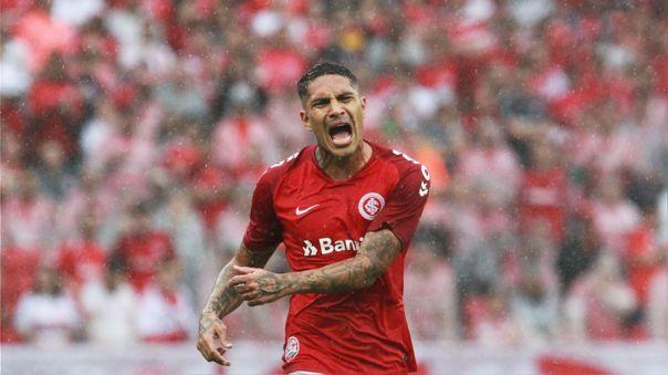 Paolo Guerrero lleva 30 goles en SC Internacional