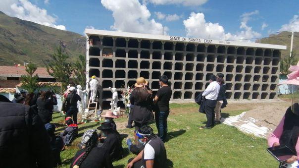 Cementerio Huancavelica