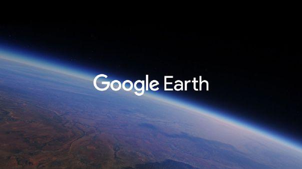 Google Earth ha añadido una función para viajar en el tiempo
