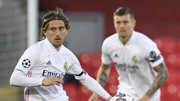 Luka Modric lo ha ganado todo como jugador del Real Madrid.