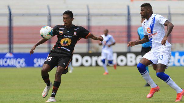 Ayacucho FC venció a Alianza Atlético por la Fase 1