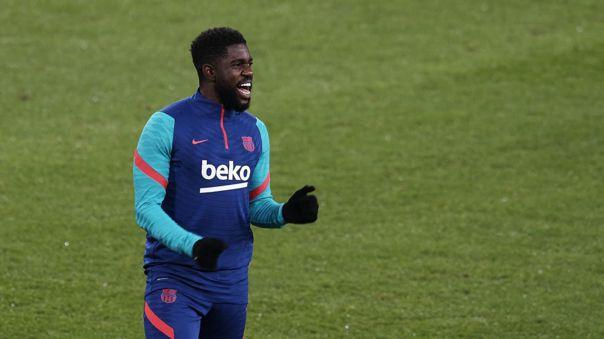 Hay tres en la lista: Barcelona busca central zurdo para reemplazar a Umtiti