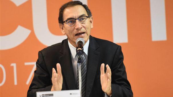 Martín Vizcarra podría ser inhabilitado por 10 años.