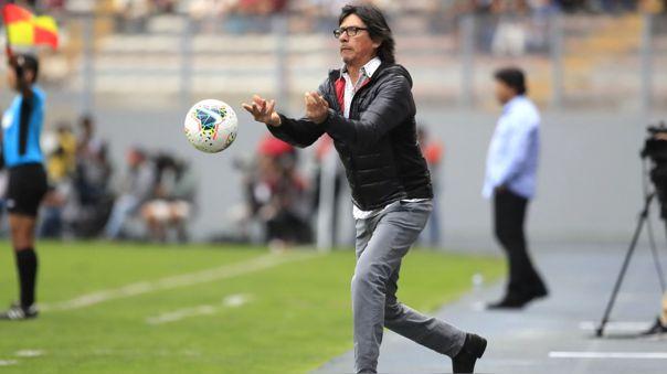 Ángel Comizzo disputará su segunda Libertadores con la 'U'