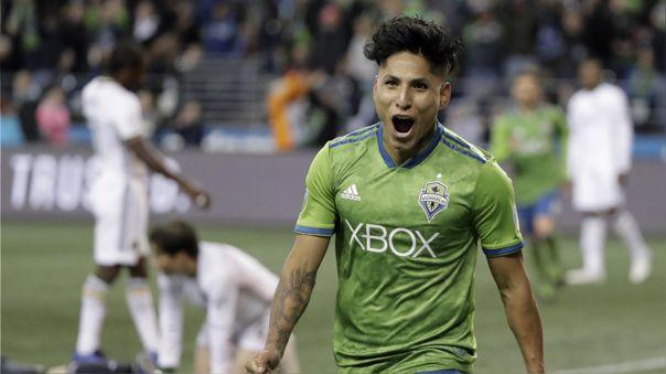 Raúl Ruidíaz busca su segundo título de la MLS con Seattle Sounders.