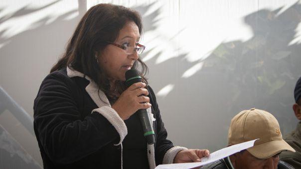 Los resultados de la ONPE indican que Poveda fue la tercera candidata de Perú Libre con mayor respaldo en su circunscripción electoral.