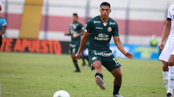Gerson Barreto disputará su primera Copa Libertadores