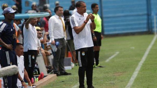 Jorge Soto forma parte del actual comando técnico de Roberto Mosquera en Sporting Cristal.