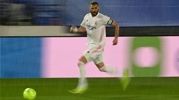 Karim Benzema lleva 12 temporadas en el Real Madrid
