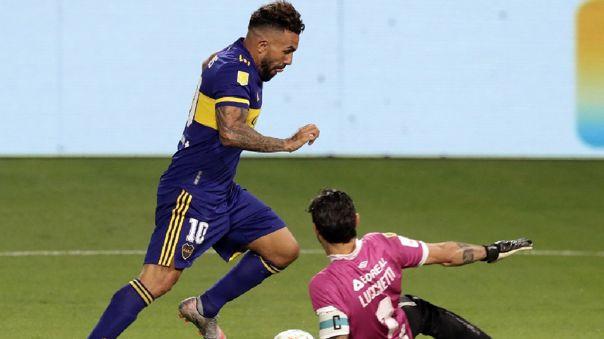 Boca Juniors se enfrenta a Atlético Tucumán por la Copa de la Liga