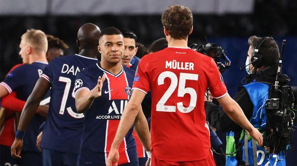Kylian Mbappé tiene contrato en el PSG hasta mediados de 2022.