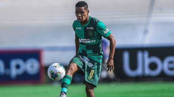 Miguel Cornejo debutó en 2019 en Alianza Lima