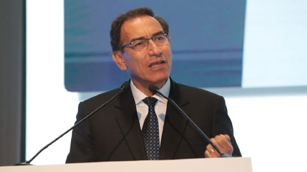 Congreso inhabilitó a Martín Vizcarra.