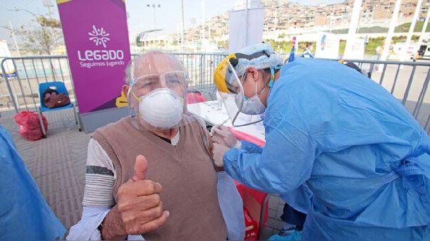 Jornada de inmunización se extenderá, en una primera etapa, hasta el domingo 18.