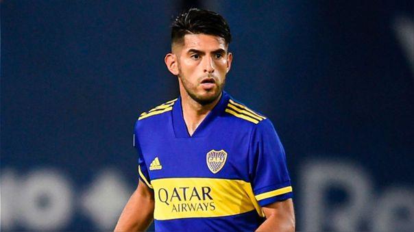 Carlos Zambrano llegó a Boca Juniors en 2020