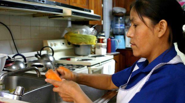 Ley de Trabajadoras del hogar