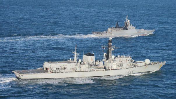 Tensión en Mar Negro