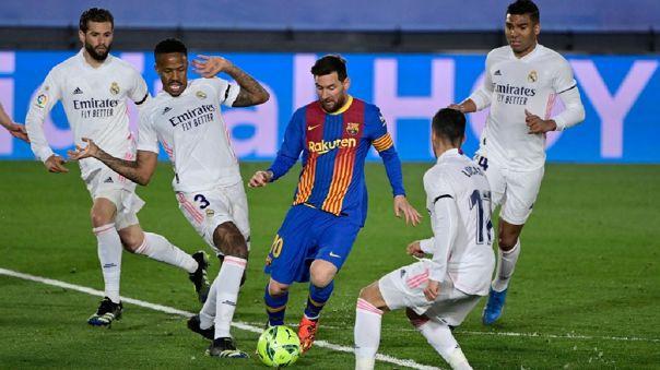 Real Madrid y Barcelona integran la Superliga europea