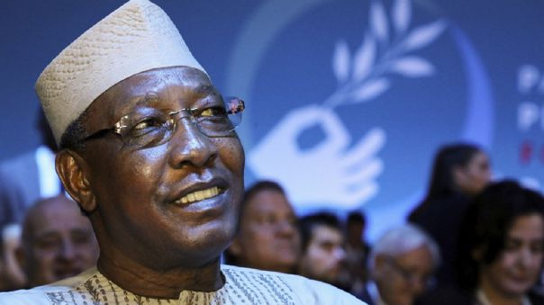 Idriss Déby Itno llevaba 30 años en el poder.