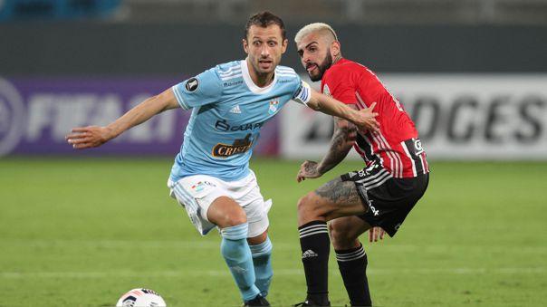 Horacio Calcaterra juega una nueva Copa Libertadores en Sporting Cristal.