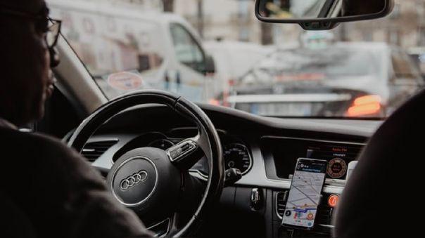 Mujer agredió a chofer de Uber