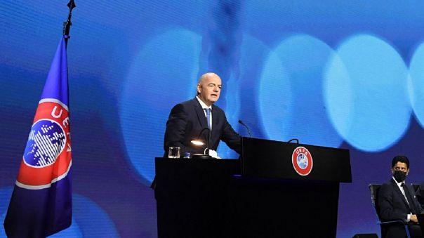 FIFA y UEFA se oponen a la Superliga europea